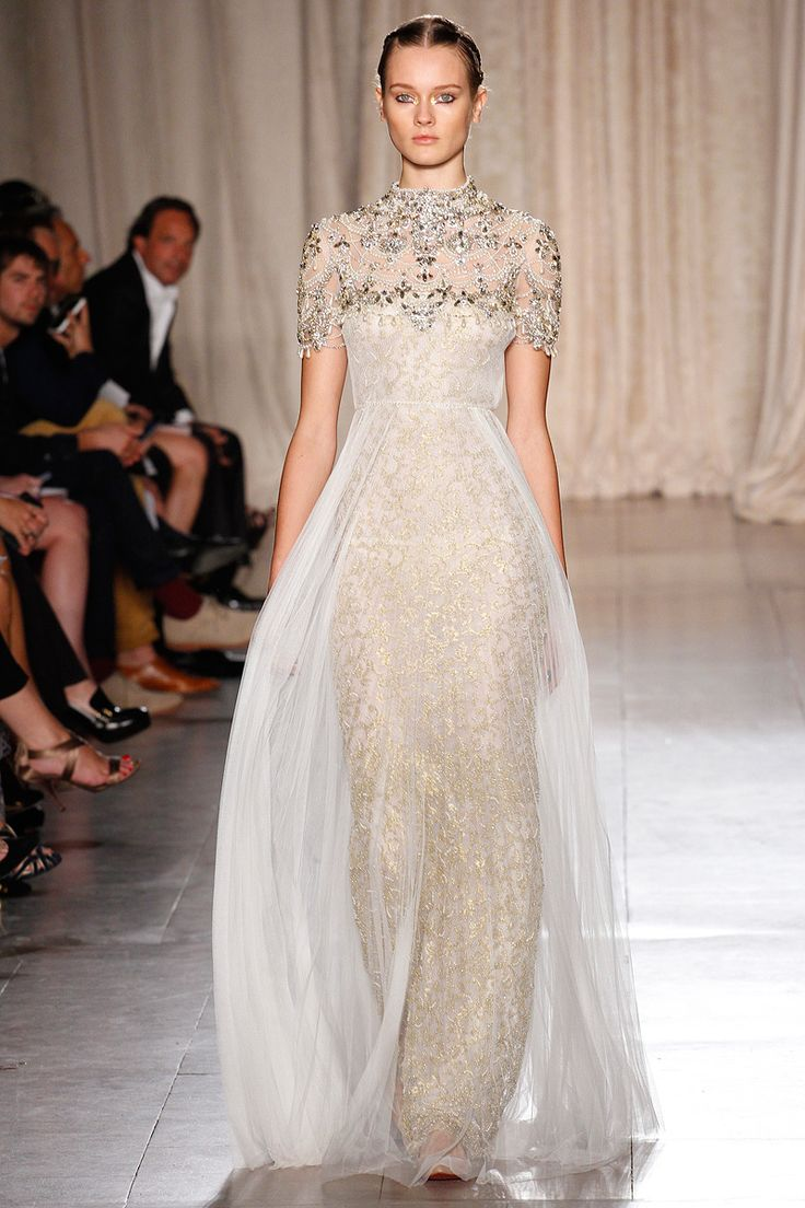 Source Marchesa Spring 2013 by Vogue
