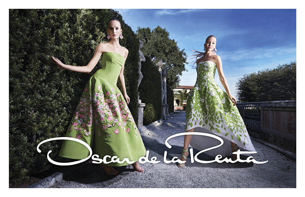 Courtesy of Oscar de la Renta