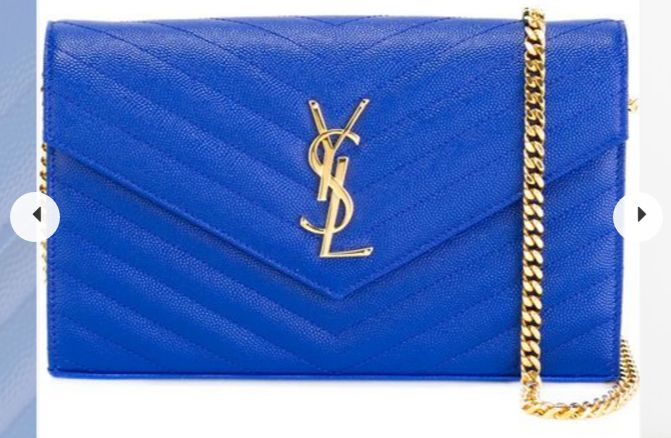 YSL Bag for your Christmas list, Courtesy of Farfetch