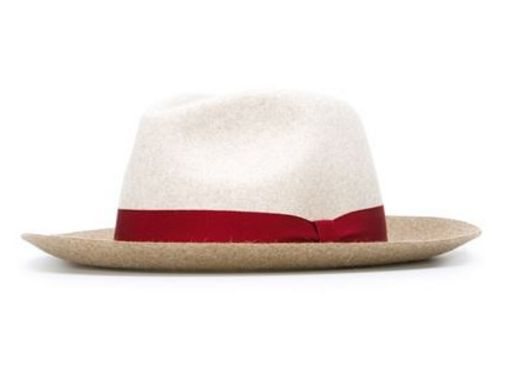 Lanvin hat for your Christmas list. Courtesy of Farfetch
