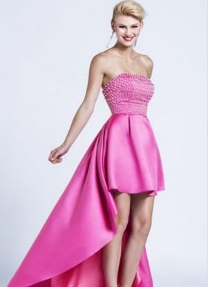Courtesy of of Aisle Style - Buy this prom dress here